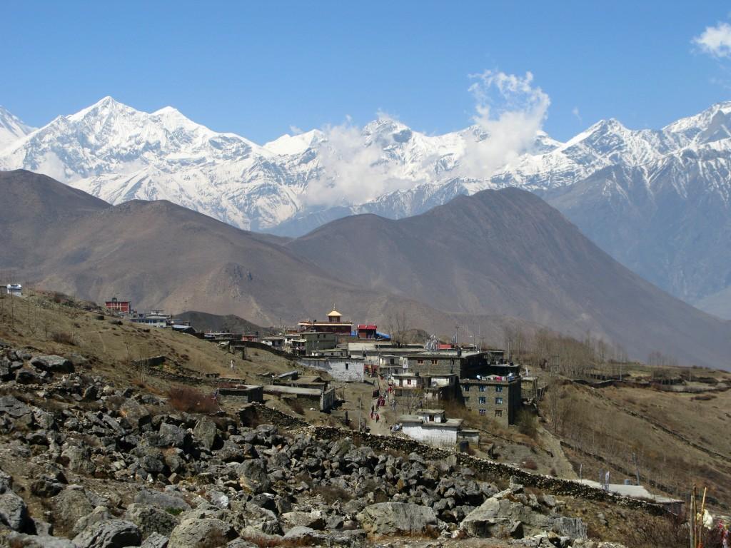 Muktinath 3710 m altitudine