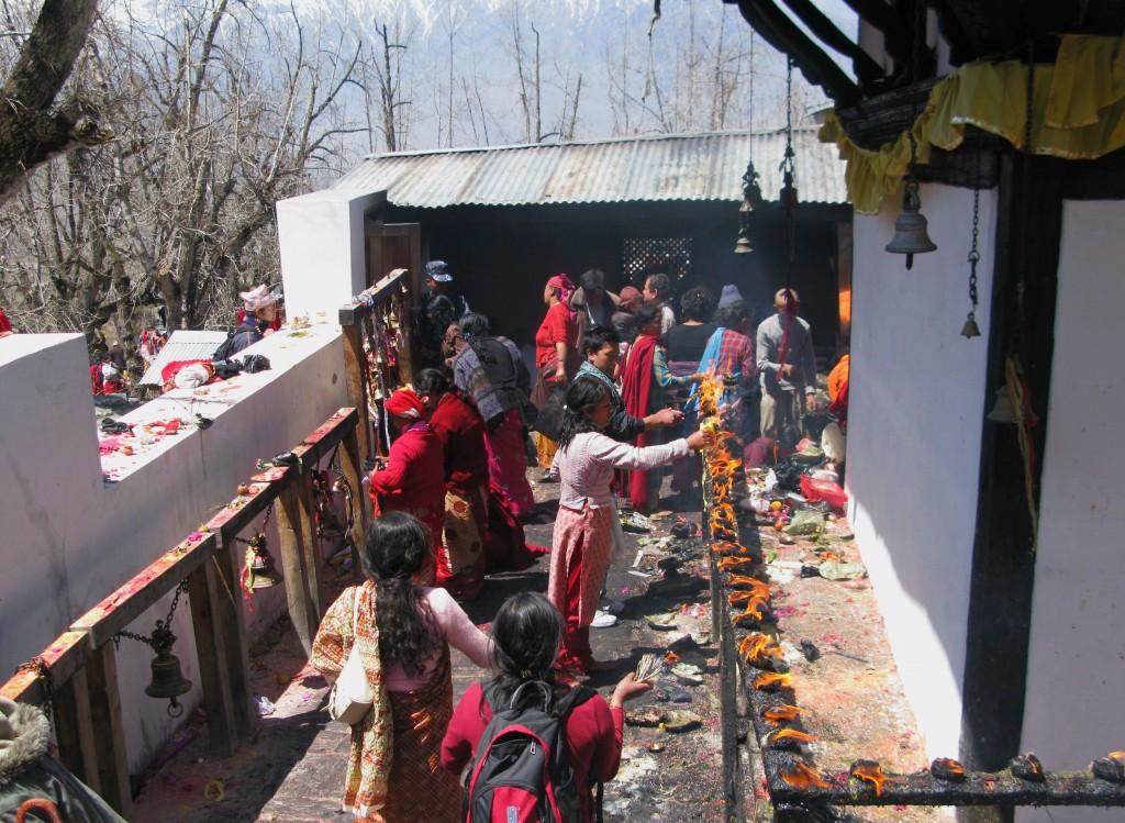 Templul Muktinath