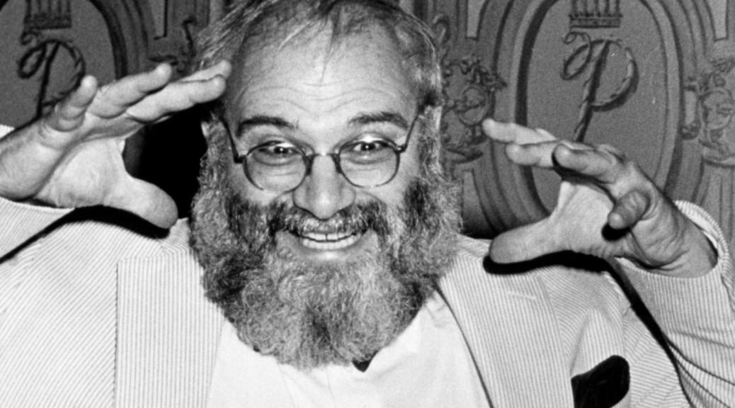 dr. Oliver Sacks (foto: Esquire)